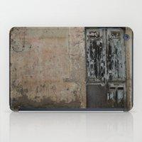 Old Wood iPad Case