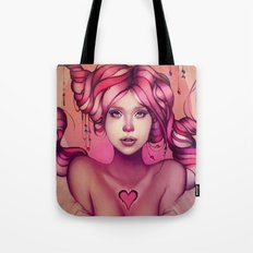 Last Piece Tote Bag