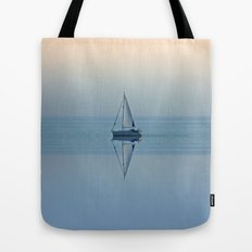 Solitude Sailing Tote Bag