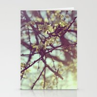 Signs Of Spring Stationery Cards