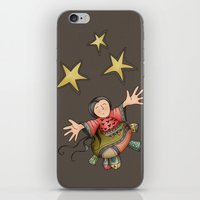 Can I Go With You? iPhone & iPod Skin