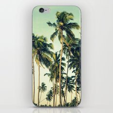 Paradise Print iPhone & iPod Skin