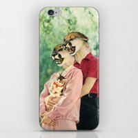 Family Photo iPhone & iPod Skin
