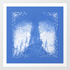 Arborvitae  Art Print