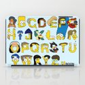 Simpsons Alphabet iPad Case
