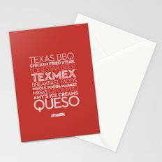 Austin — Delicious City Prints Stationery Cards