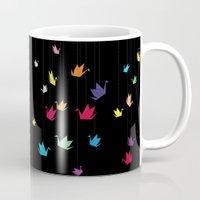 Origami Cranes Mug