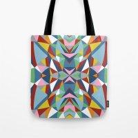 Abstract Kite Tote Bag