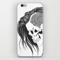 Skull Girls 2 - Royal Gold iPhone & iPod Skin
