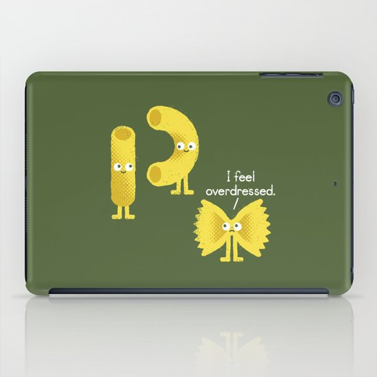 Pasta Party iPad Case