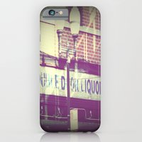iPhone & iPod Case featuring All I remember from last night by Maite