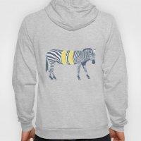 Zesty Zebra Hoody
