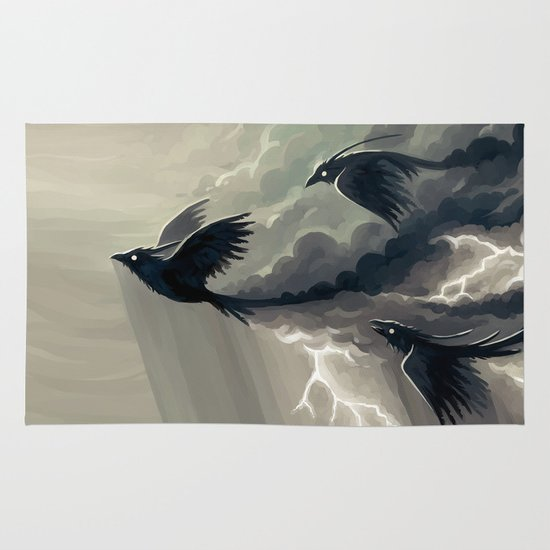 Stormbringers Area & Throw Rug