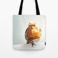 Polygon Robin Tote Bag