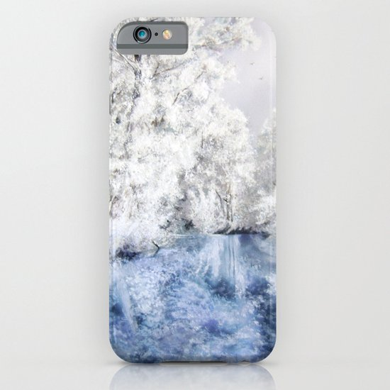 Frozen Beauty iPhone & iPod Case