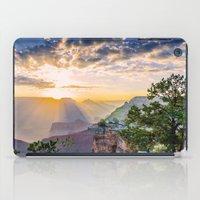 Grand morning Arizona! iPad Case