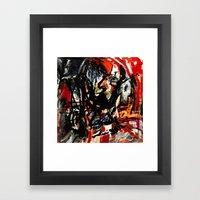 Insomnia 2 Framed Art Print