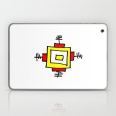 Funny square Laptop & iPad Skin