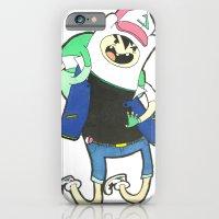 Finn as Ash Traditional iPhone 6 Slim Case
