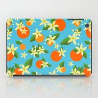Orange Blossom Daydreams iPad Case