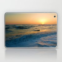 Ocean Sunset 1 Laptop & iPad Skin