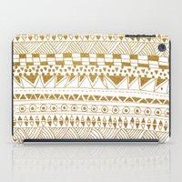 Fun (gold version) iPad Case