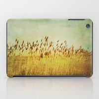 Winter Gold iPad Case
