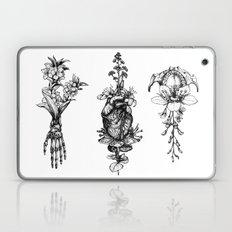 In Bloom - herbarium Laptop & iPad Skin