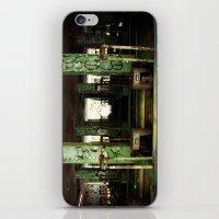oil refinery iPhone & iPod Skin