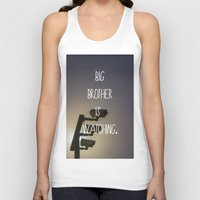 Big Brother Unisex Tank Top