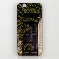 Exit does not Exist iPhone & iPod Skin