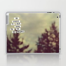 Her Life Laptop & iPad Skin