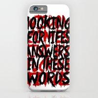 Wisdom.. iPhone 6 Slim Case