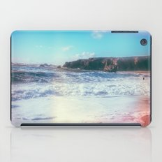 California Sunshine Waves iPad Case