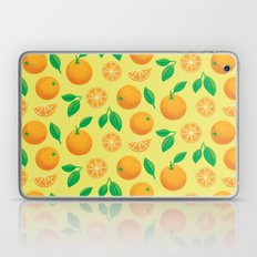 When Life Gives You Oranges Laptop & iPad Skin