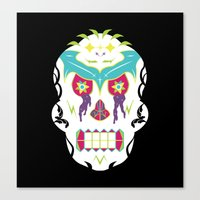 White Knuckle Ride Canvas Print