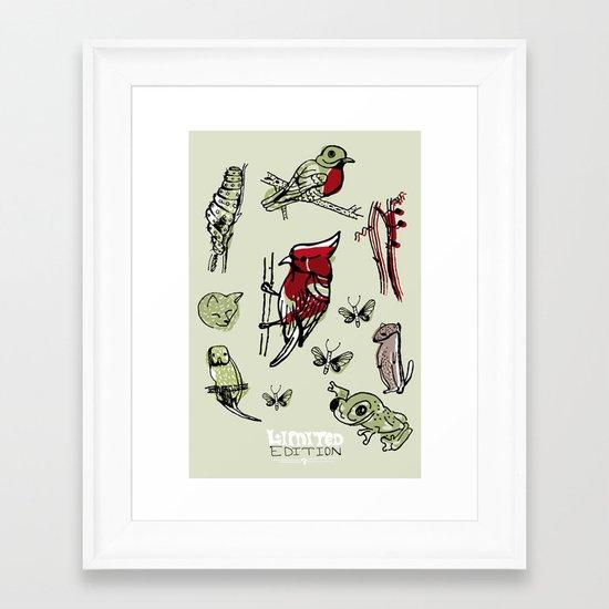 Limited Edition Framed Art Print