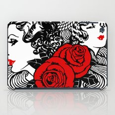 Rose Garden iPad Case