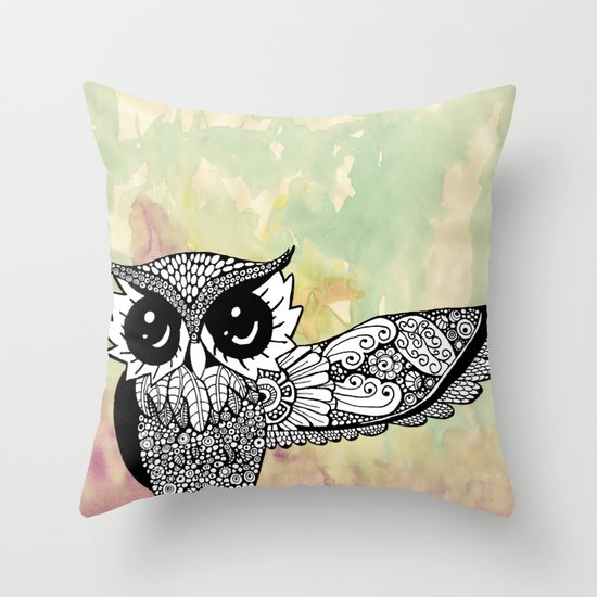 Marcel Throw Pillow