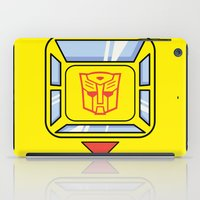 Transformers - Bumblebee iPad Case