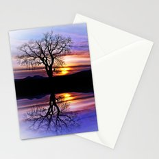 The Tree Of Reflections Stationery Cards