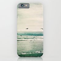 iPhone & iPod Case featuring the calm by Melissa Dilger