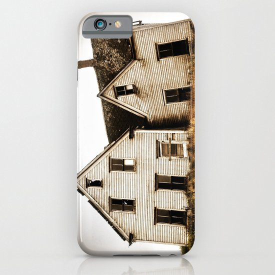 The High Bank House iPhone & iPod Case