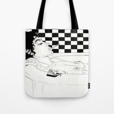 Into The Mind Palace Tote Bag