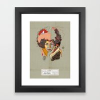 Minnie Riperton - Soul S… Framed Art Print