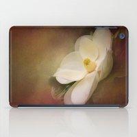 Magnolia in Bloom 1 iPad Case