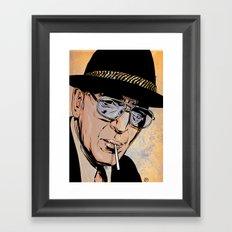 Kojak Framed Art Print