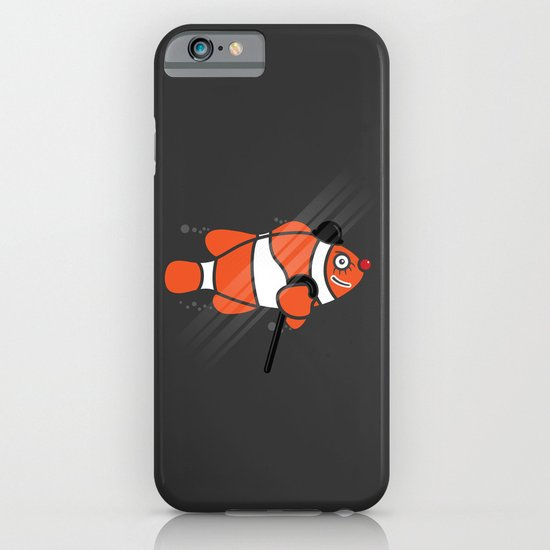 A Clockwork Clownfish iPhone & iPod Case