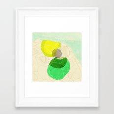 One More Chance Framed Art Print