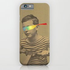 Occhiali cromodimensionali iPhone 6 Slim Case